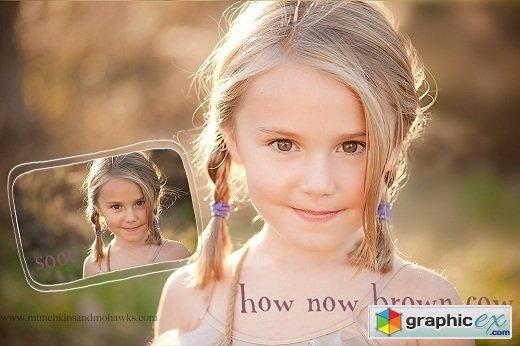 пресеты детская фотография