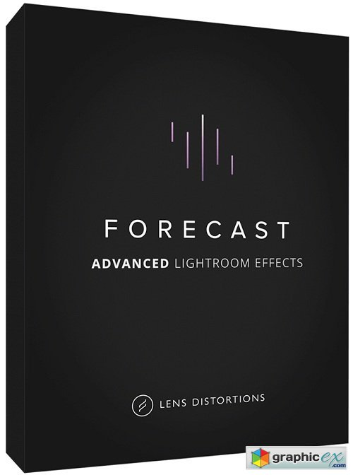 Lens Distortions - Forecast Effects for Lightroom