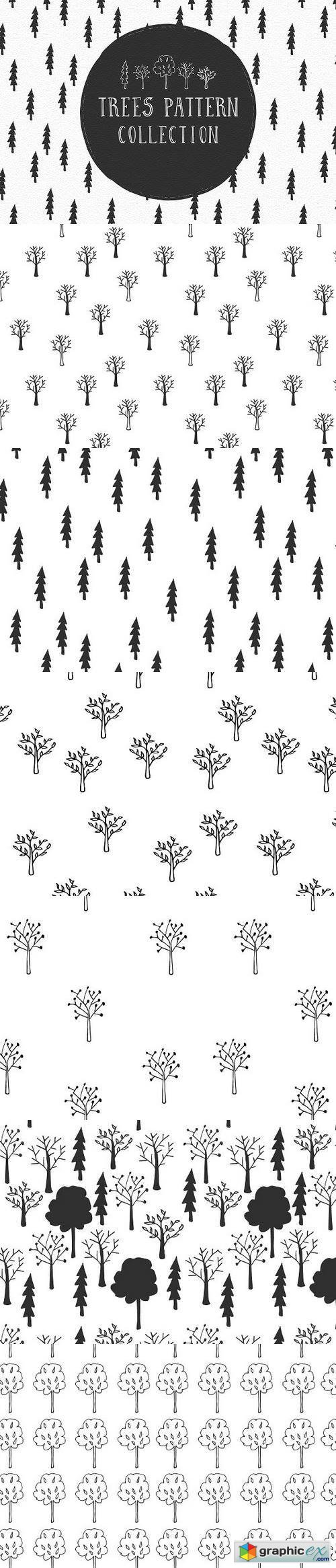 Trees pattern collection