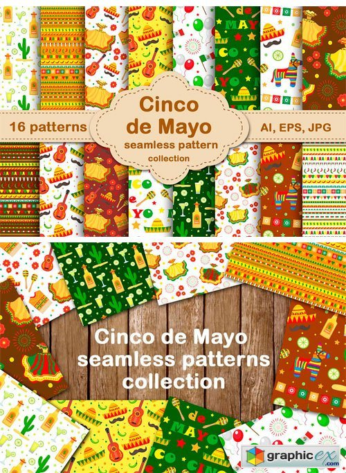 Cinco de Mayo BIG Bundle