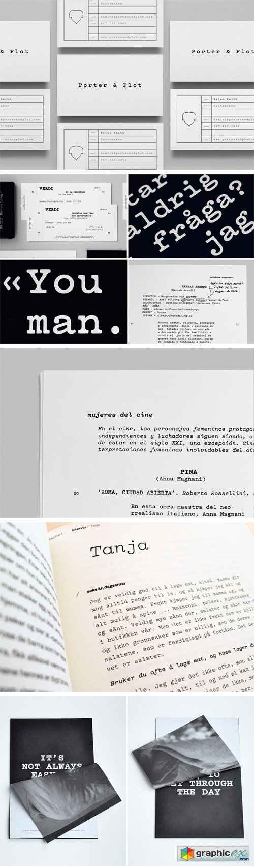 Pitch Font Family