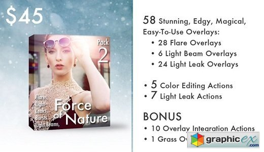 JD Force of Nature: Light Effects
