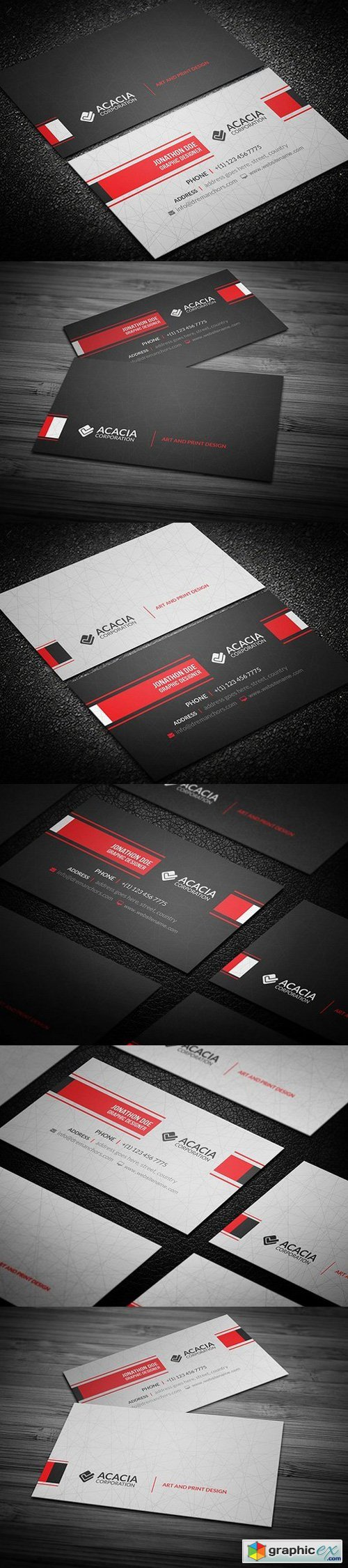 Business Card 950517