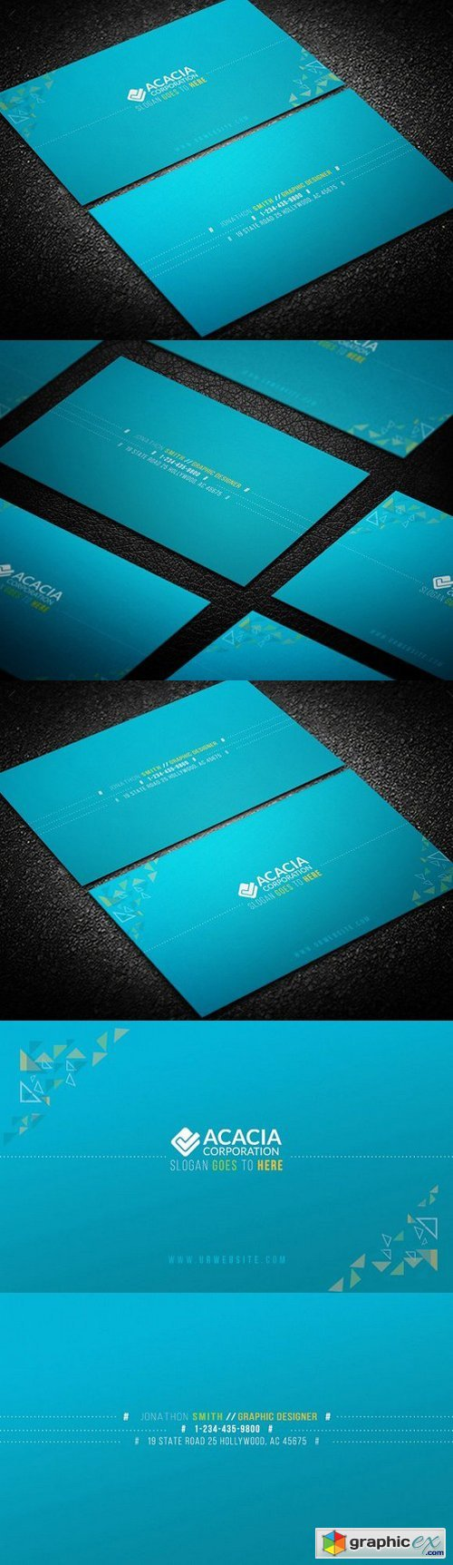 Awesome Business Card 964080