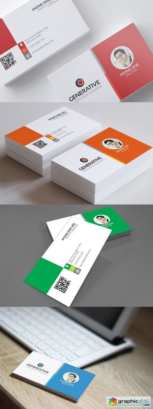 Business Card Template | vol.02