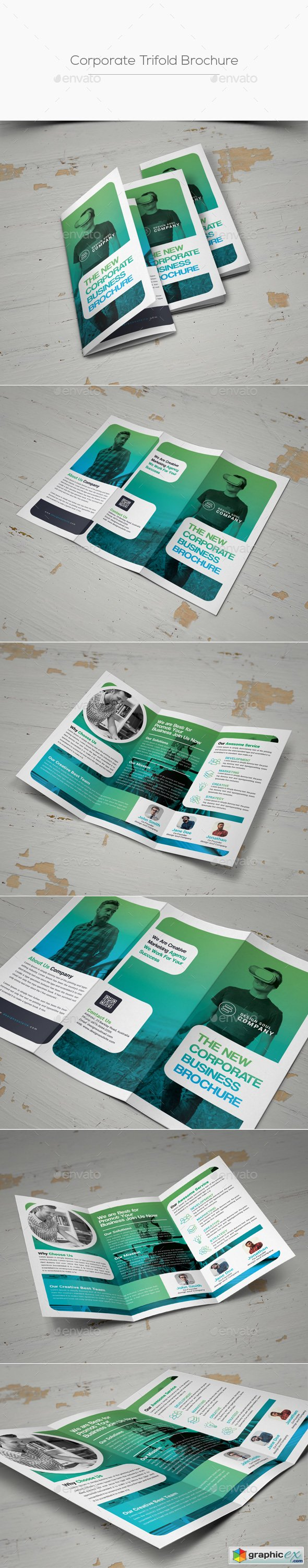 Trifold Brochure 20175694