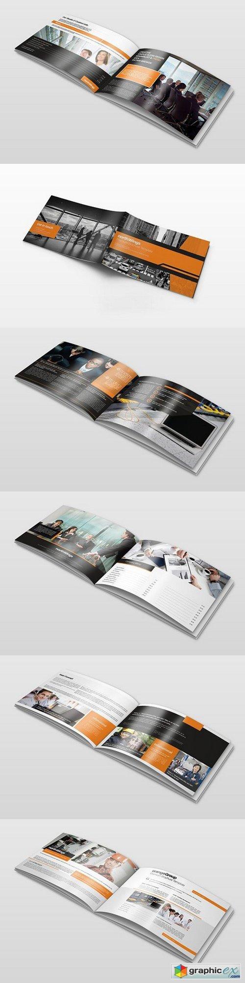 Landscape Bussiness Brochure