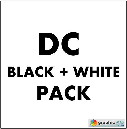 Dawncharles - DC BLACK + WHITE PACK