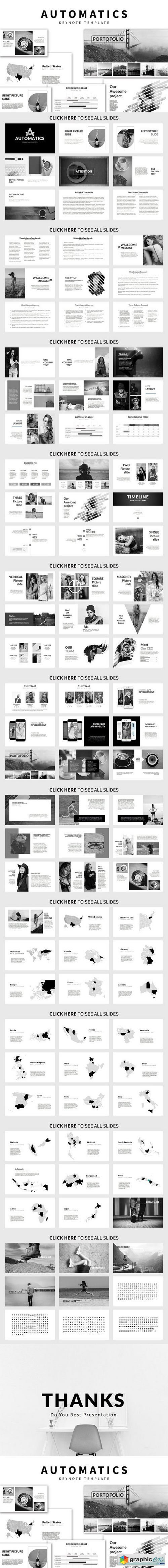 Automatics Keynote Template