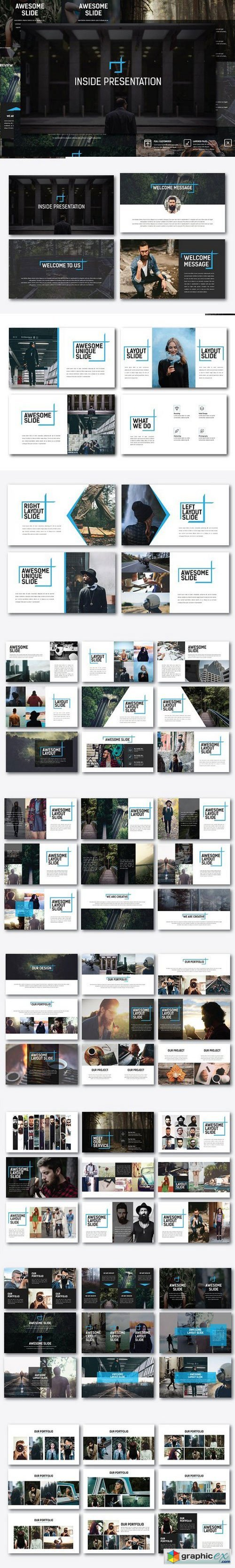 Inside Business Keynote Template