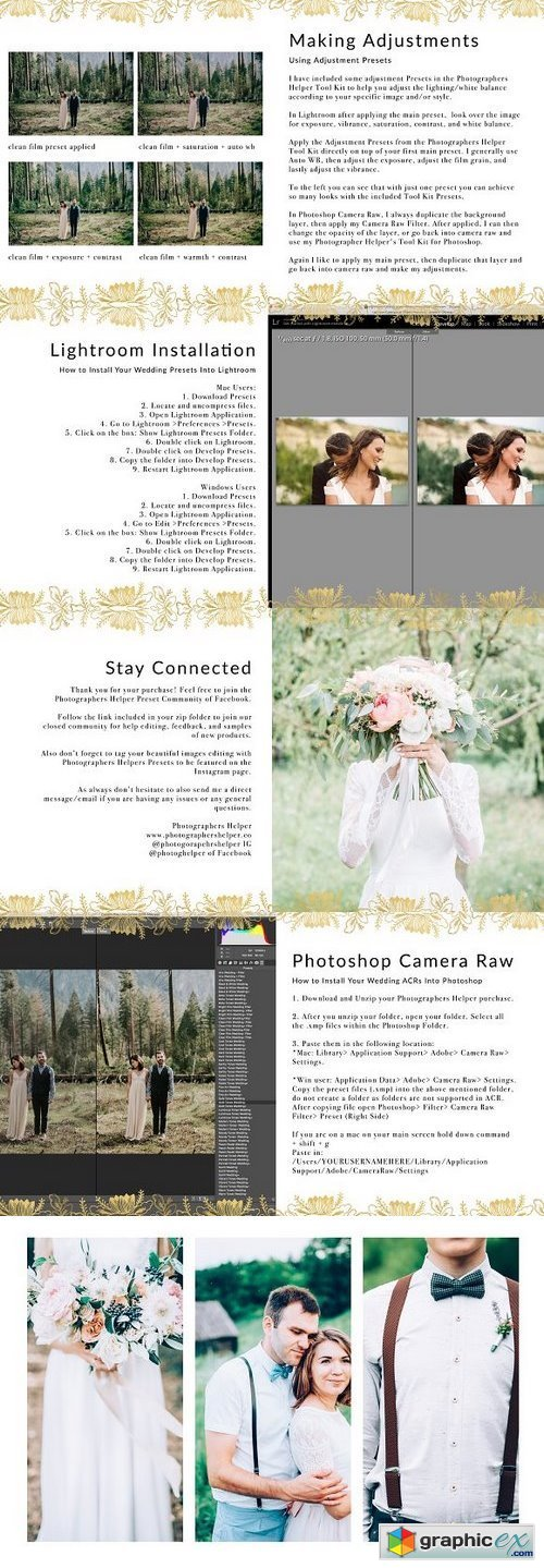 250 Free Lightroom Presets 2017 Ultimate Categorized