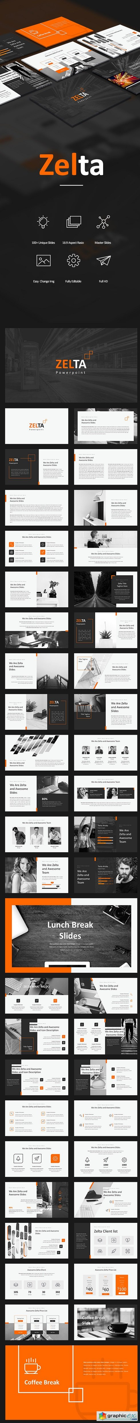 Graphicriver Zelta Powerpoint