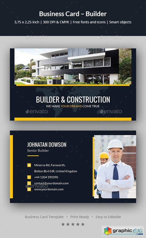 Business Card � Builder 20240706