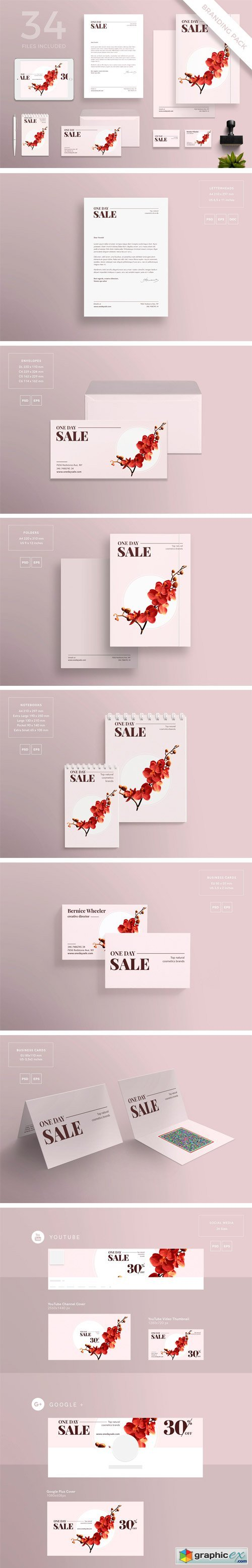 Branding Pack | One Day Sale