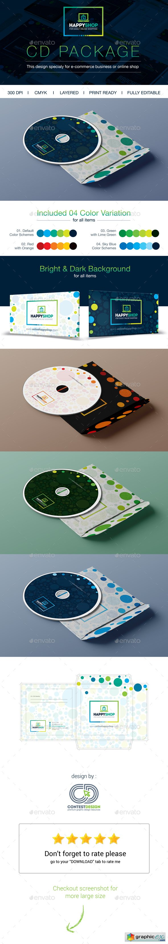 HappyShop : E-Commerce Business CD Package
