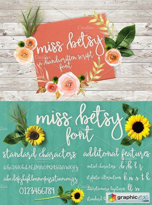 Miss Betsy Font