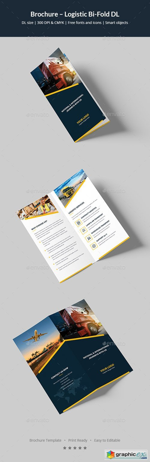 Brochure - Logistic Bi-Fold DL