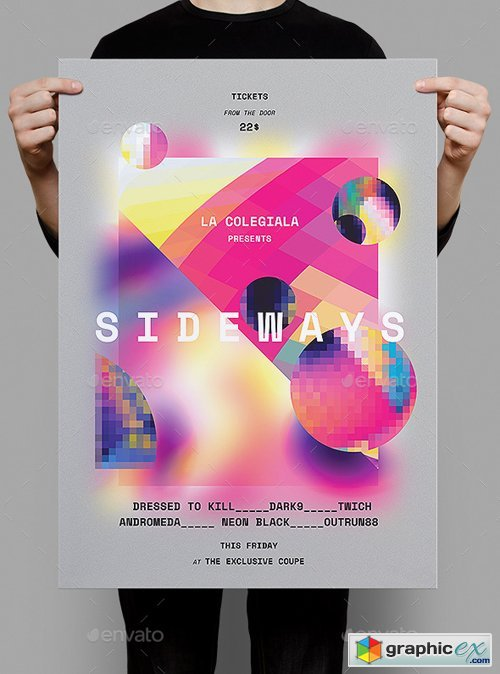 Sideways Poster / Flyer