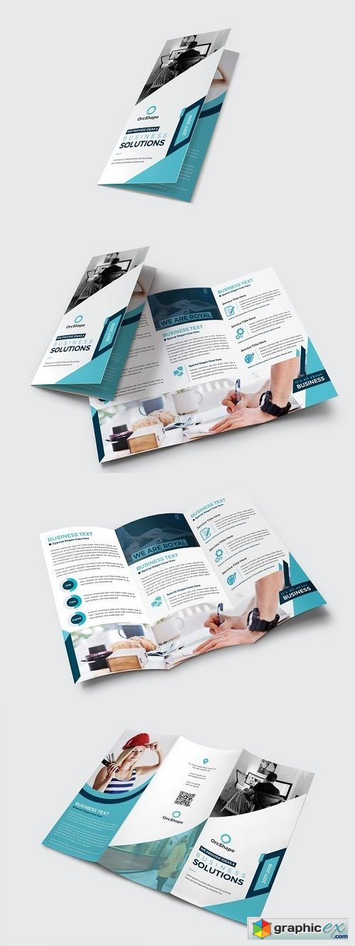 Trifold Brochure 1339209