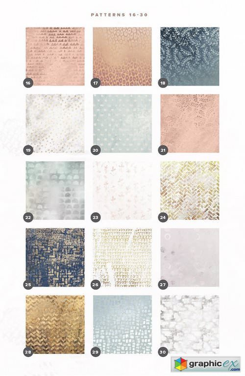 Magical Textured Pattern Collection