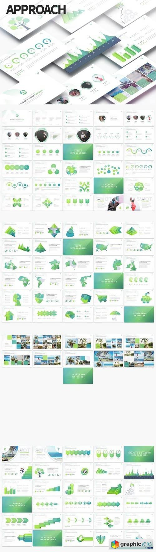 Approach - Multipurpose PowerPoint Presentation