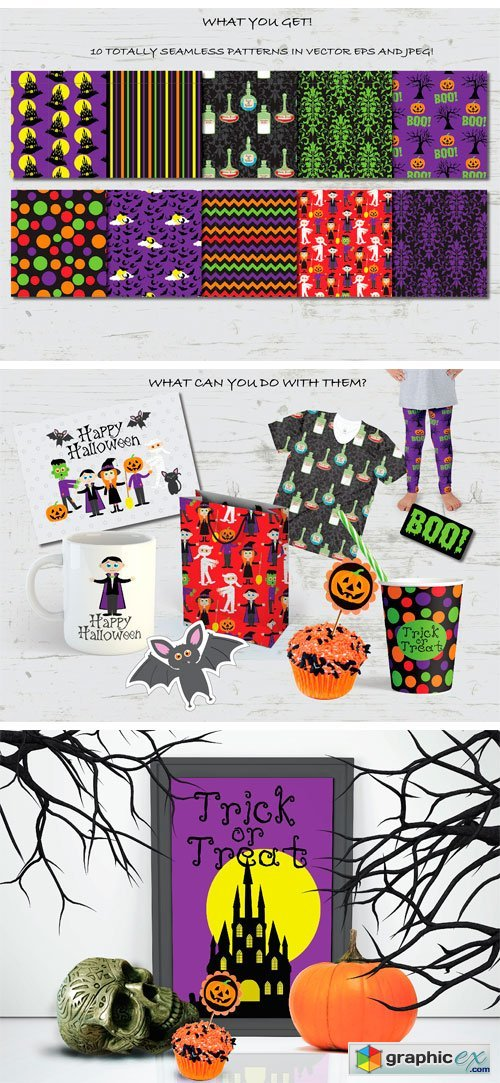 Halloween Mega Bundle