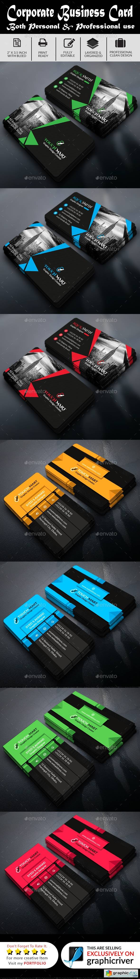 Business Card Bundle 20437675