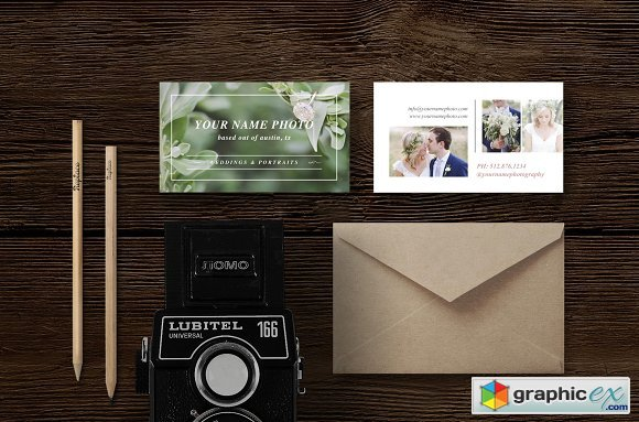 Photography Business Card 1756523