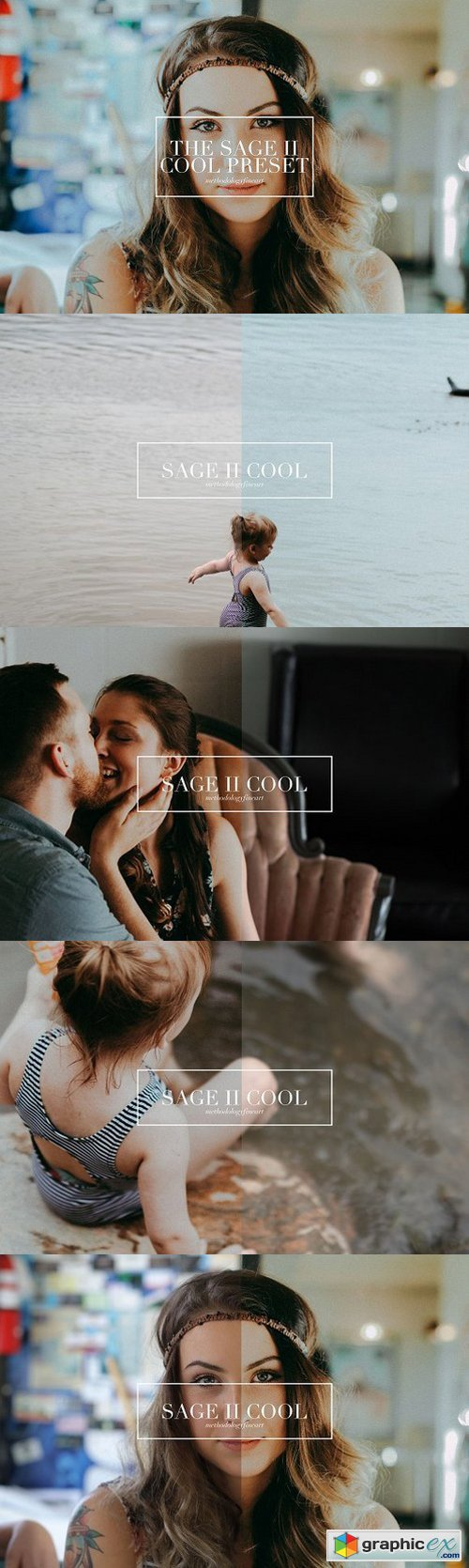 Light and Airy Lightroom Preset