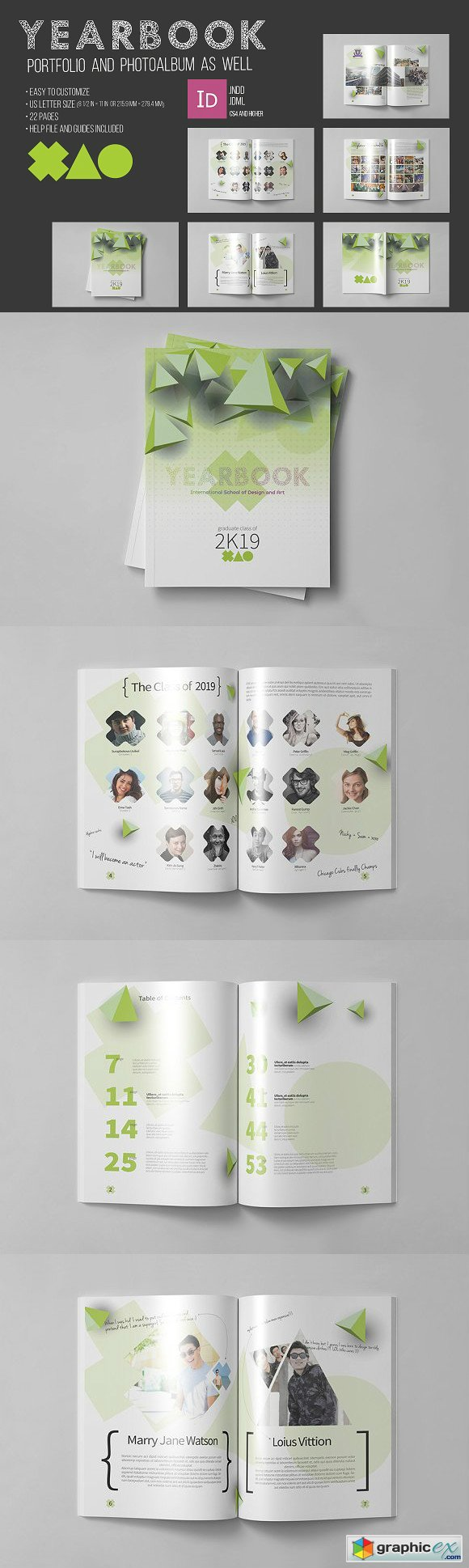 Indesign & Powerpoints » page 160 » Free Download Vector Stock Image ...