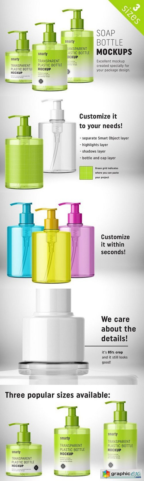 Soap Bottle Mockups 1782630