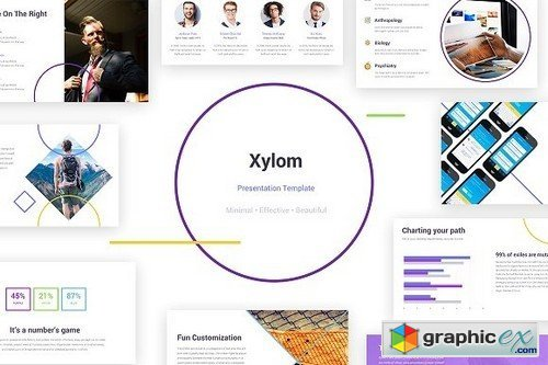 [SALE] Xylom PowerPoint Template