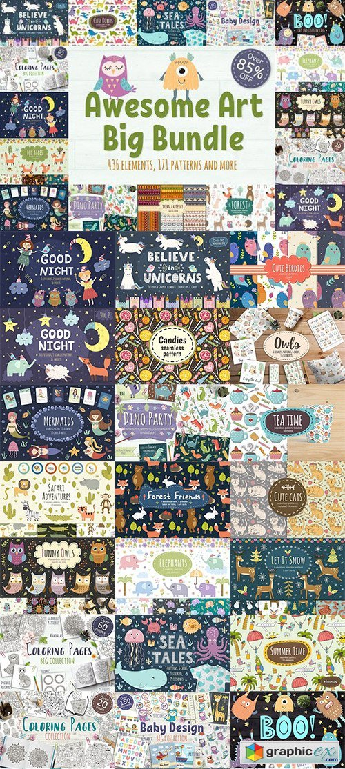 Awesome Graphic Bundle
