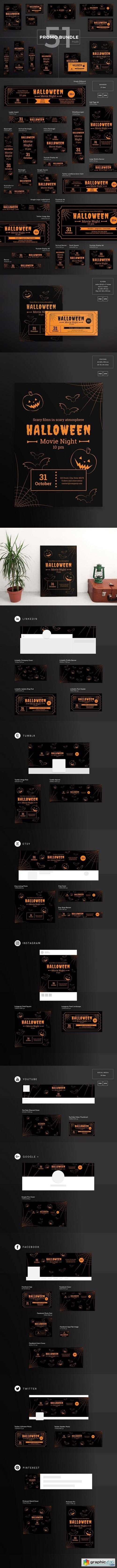 Promo Bundle | Halloween