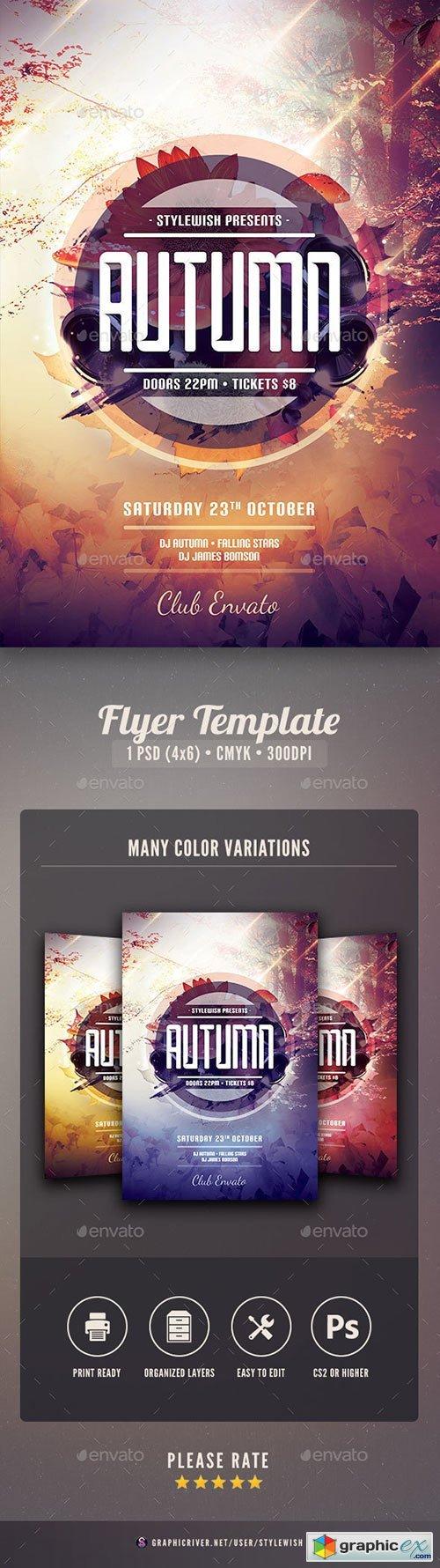 Autumn Flyer 12671096