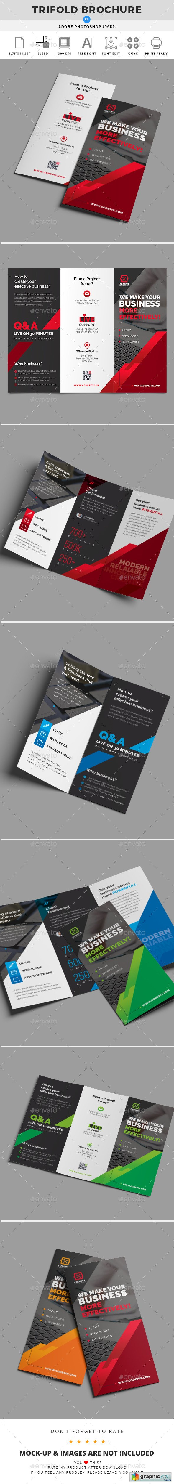 Trifold Brochure 20650324
