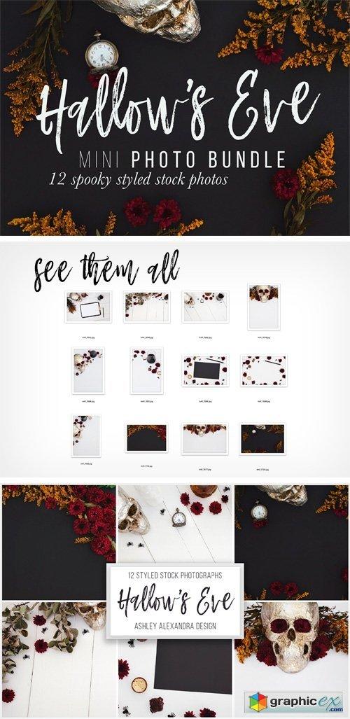 Hallow's Eve Mini Photo Bundle
