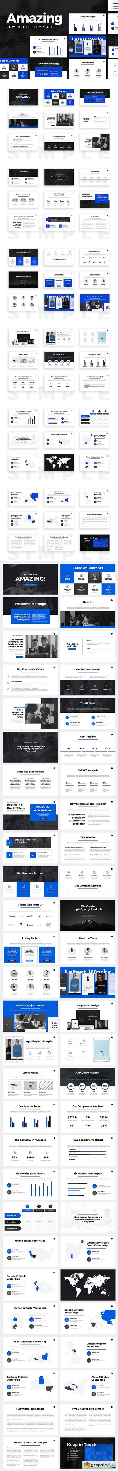 Amazing powerpoint template 1890650 free download vector stock amazing powerpoint template 1890650 alramifo Choice Image