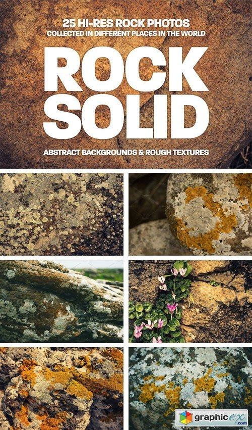 Rock Solid - Rock & Stone Collection