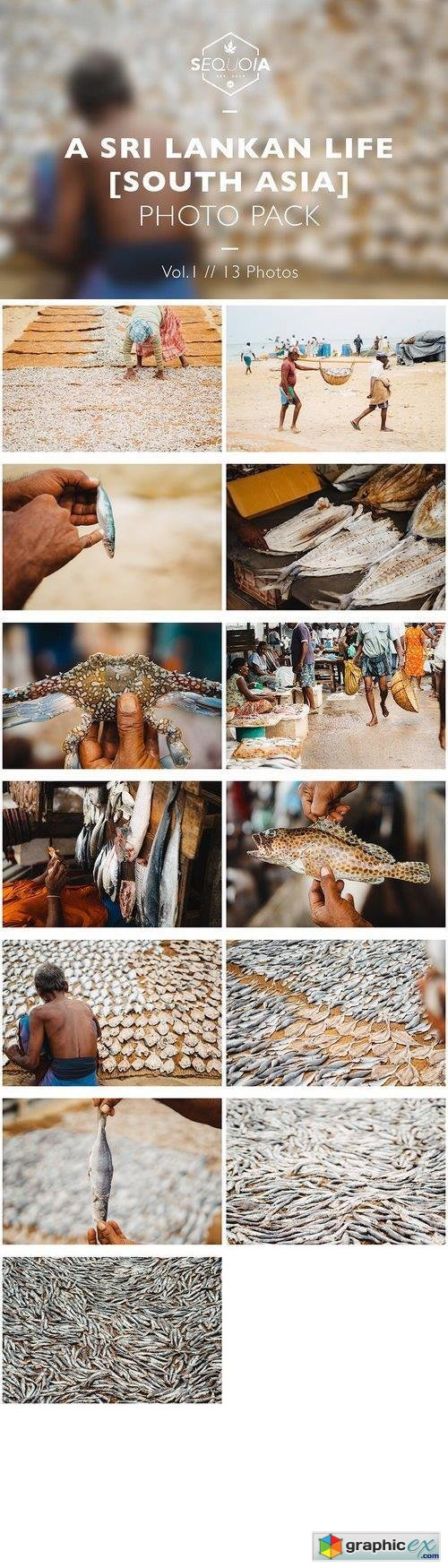 Sri Lanka // Photo Pack // Vol.1