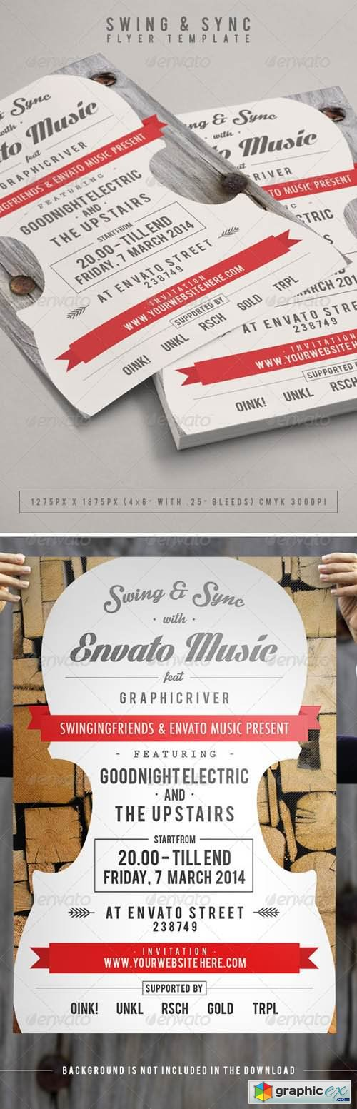 Flyer And Menu Templates - Free Download Vector Stock Image