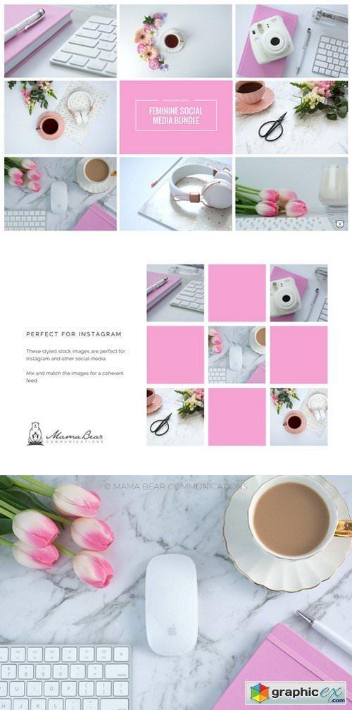 Styled Stock Photos | Feminine