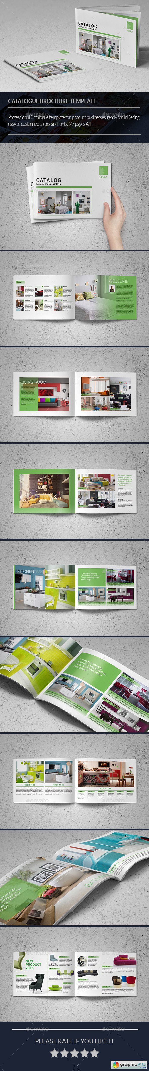 Product Catalogs Brochure