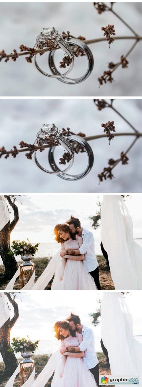 Bright & Airy Wedding LR Bundle