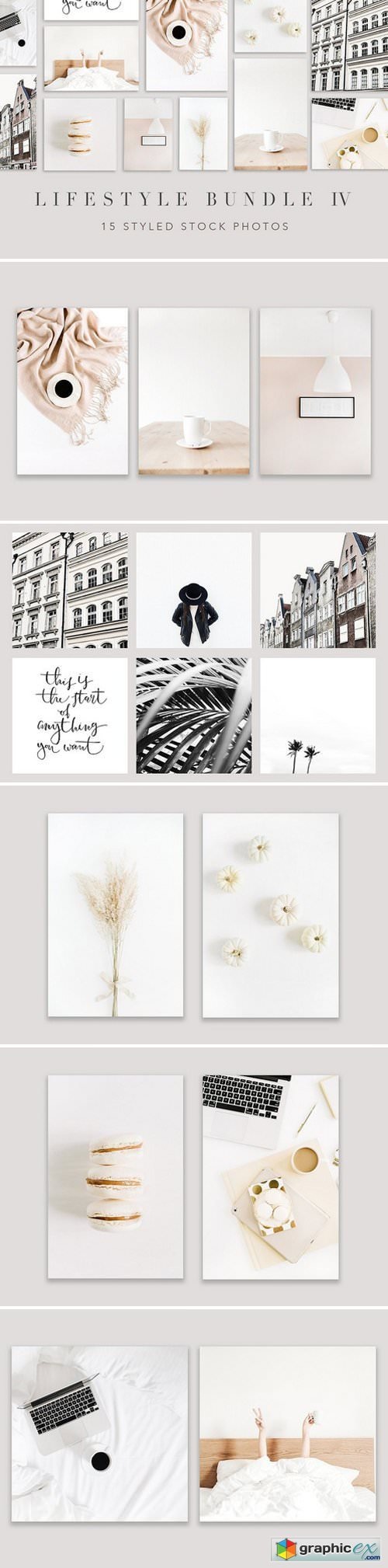 Lifestyle Photo Bundle 4