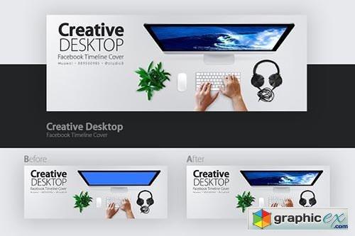 Facebook Creative Desktop Cover 1