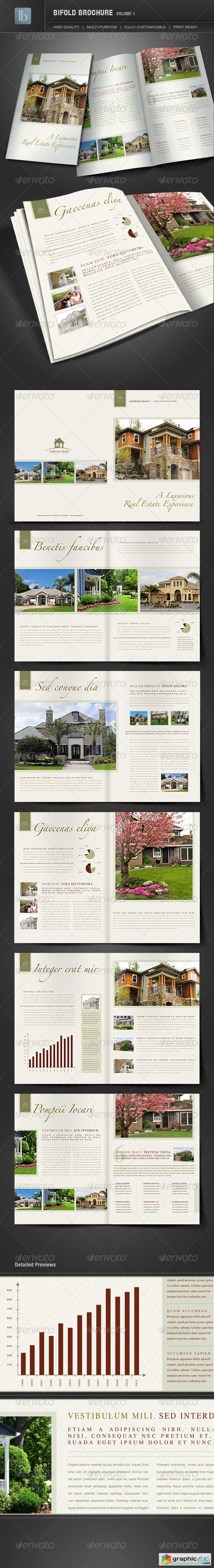 Bifold Brochure   Volume 1
