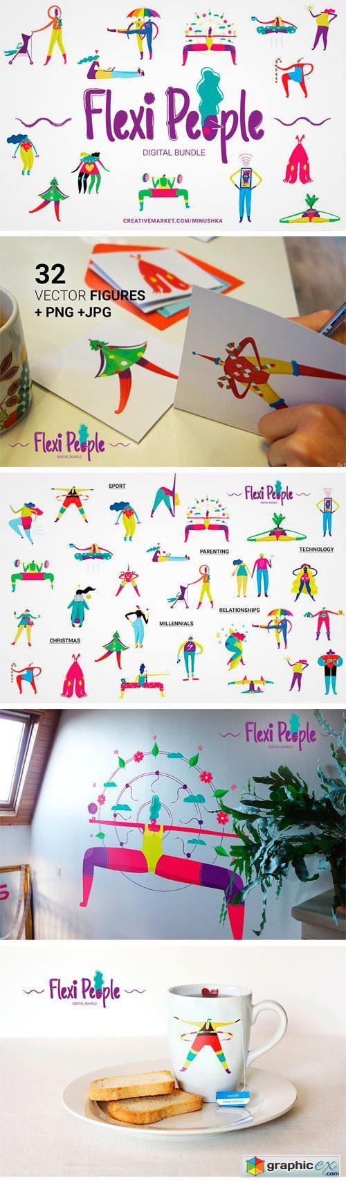 Flexi People Bundle