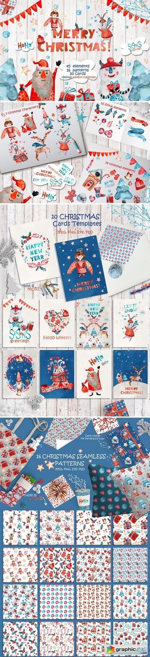 MerryChristmas| Bonus AdventCalendar