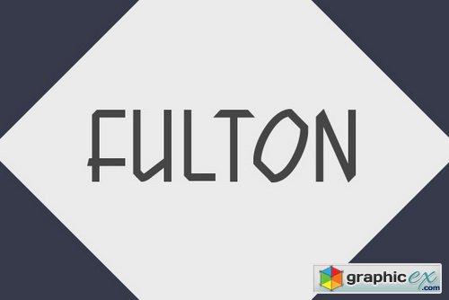 Fulton Font Family